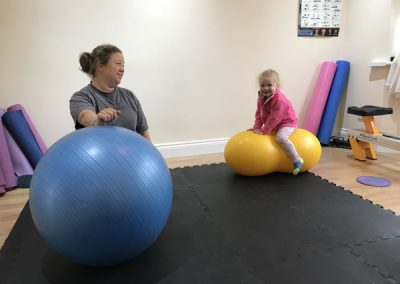 Mother child fitness classes Osterley