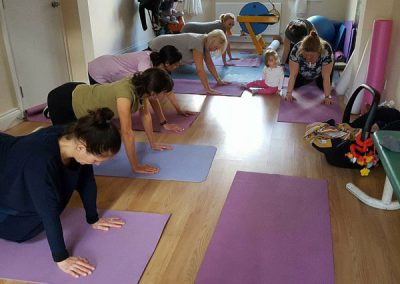 Mother and child fitness Chiswick