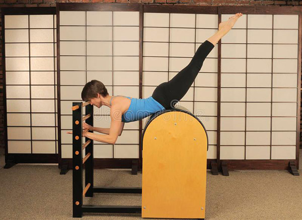 VCR Fitness Reformer